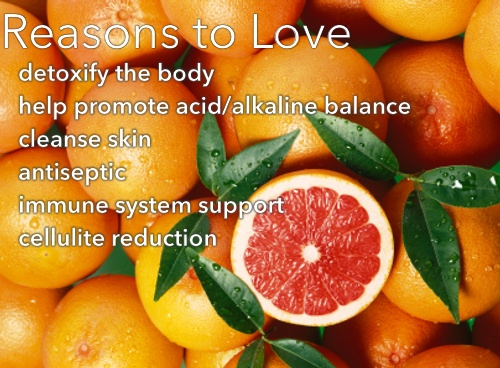 Grapefruits are alkaline paradoxically a typical characteristic of